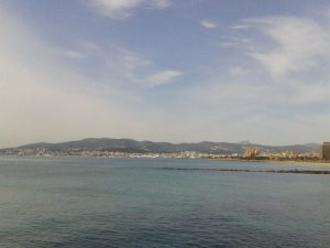 Bahía de Palma (Mallorca)