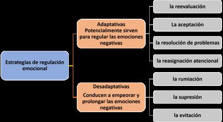 Estrategias de regulación emocional